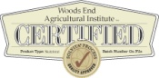 Woods End Agricultural Institute Certified